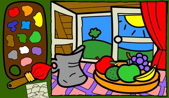 Раскраски играть онлайн - 5
