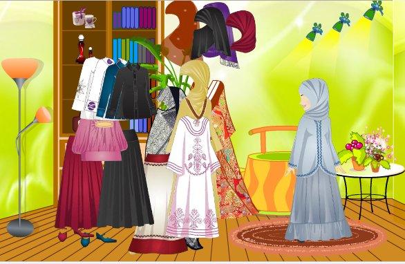 Онлайн игры для девочек. Исламские игры онлайн. Одень хиджаб игра. Одень мусульманку.